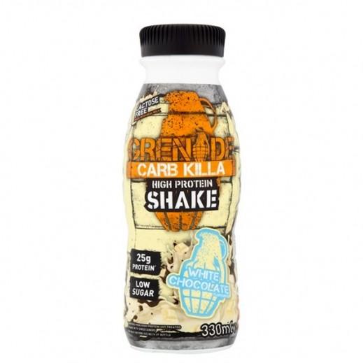 Grenade High Protein Shake 25P White Chocolate 330 ml