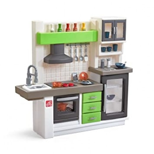 Step2 Euro Edge Kitchen - delivered by Shahaleel After 2 Working Days