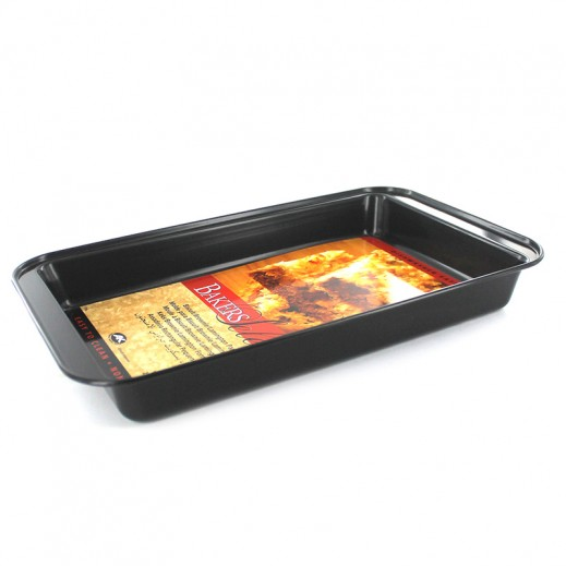 Bakers Select Non Stick Long Loaf Pan 30 x 9.5 cm