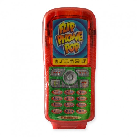 Flip Phone Pop Candy Water Melon 30 g