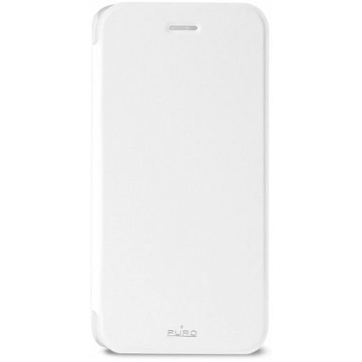 Puro Eco Leather Case For Iphone 6 White