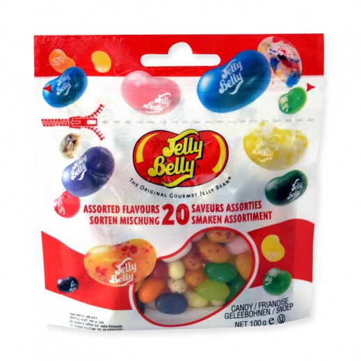 Jelly Belly Assorted Flavours 100 g