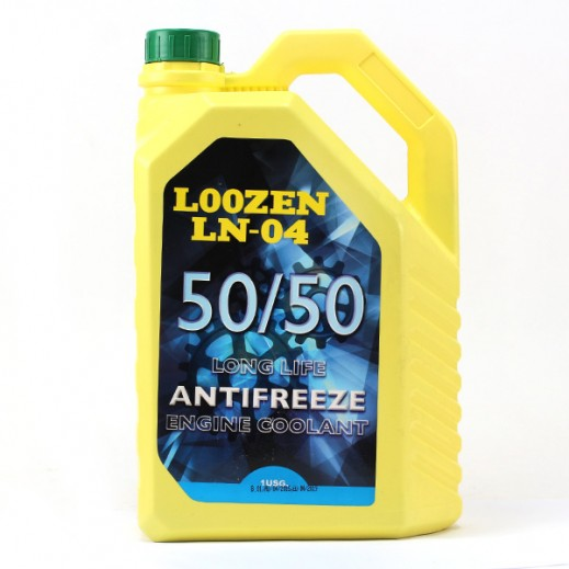 Loozen Antifreeze Engine Coolant Green