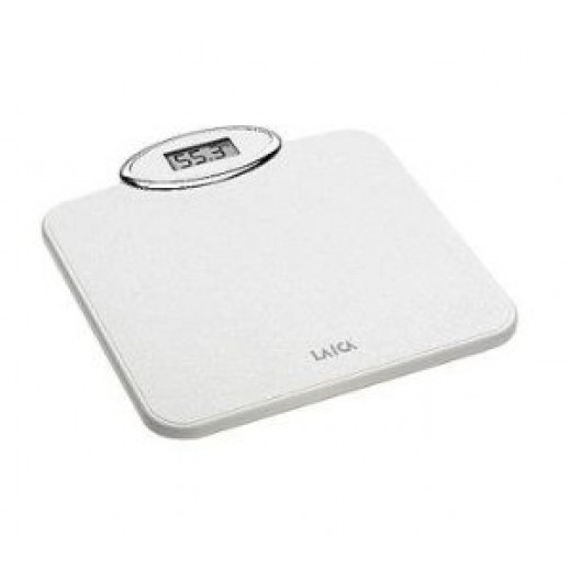 Laica Electronic Personal Scale White PS1034W