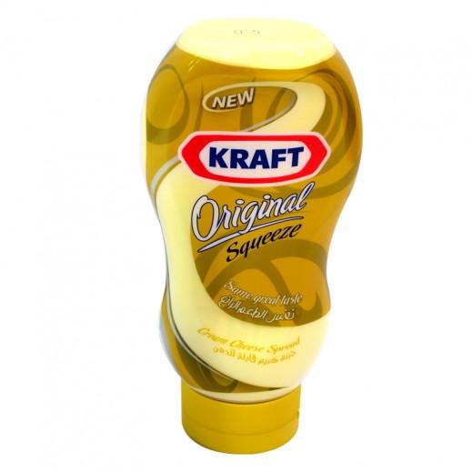 Kraft Cream Cheese Squeeze Orginal 440 g