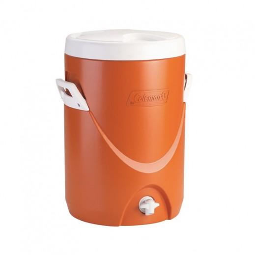 Coleman Beverage Cooler 5 Gallon - Orange