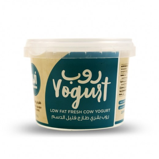 Alban Low Fat Cow Yoghurt 500 g