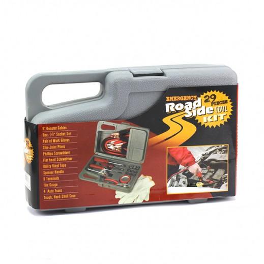 Amco Emergency Road Side Tool Kit 29 pcs