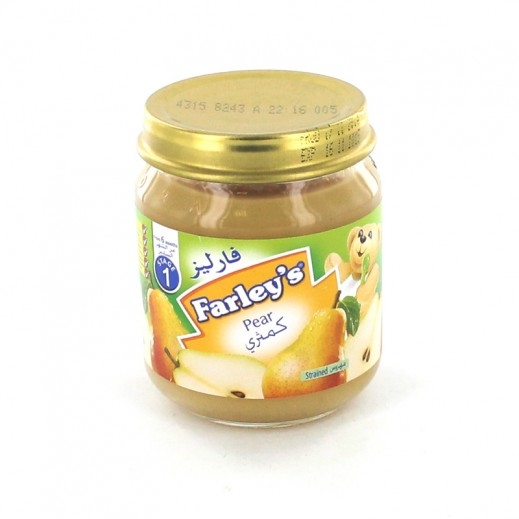 Farleys Pear Flavour Baby food 120g