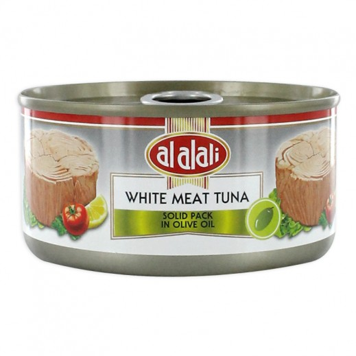 Al Alali White Meat Tuna In Olive Oil 170 g