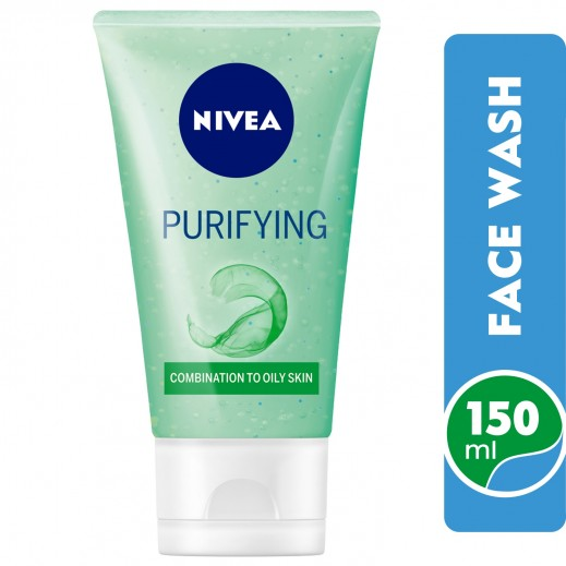 Nivea Daily Essentials Purifying Face Wash 150 ml