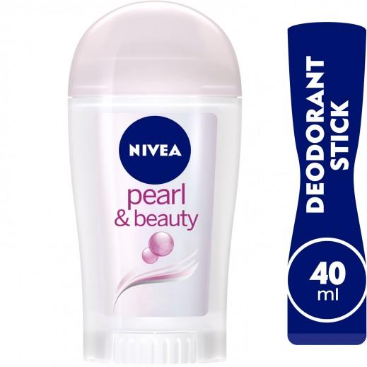 Nivea Deo Stick Pearl & Beauty 40 ml
