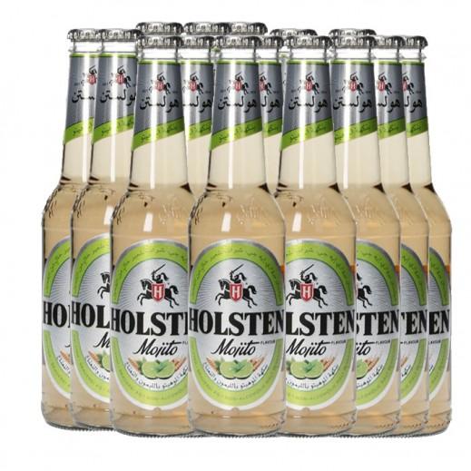 Holsten Mojito Malt Beverage Carton 24 x 330 ml