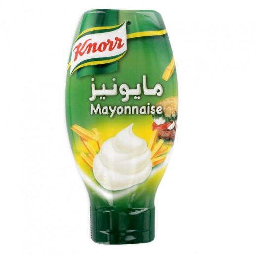 Knorr Mayonnaise Squeeze 532 ml