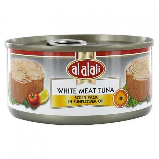 Al Alali White Meat Tuna In Sun Flower Oil 170 g