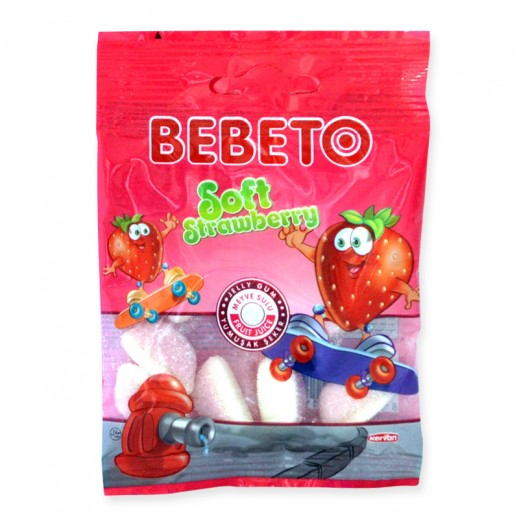 Bebeto Soft Strawberry 20 g