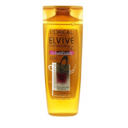 L'Oreal Elvive Extraordinary Oil Nourishing Shampoo For Normal/Dry Hair 400 ml