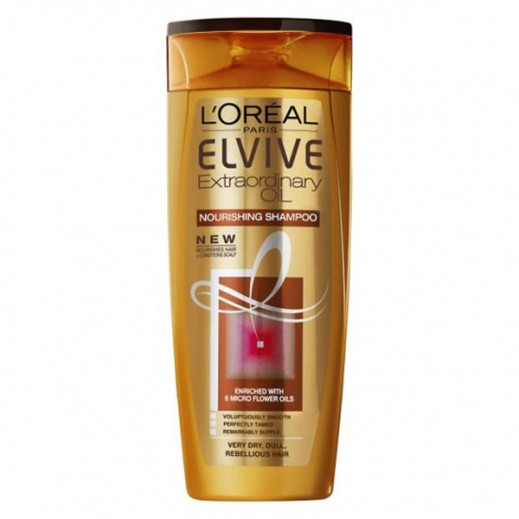 L'Oreal Elvive Extraordinary Oil Nourishing Shampoo For Dry to very Dry hair 400 ml