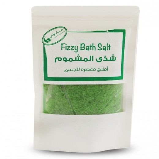 Fizzy Bath Relaxing Salt Shath Mushmom 250 g