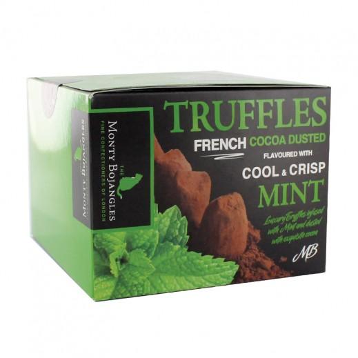 Monty Bojangles Cool & Crisp Mint Cocoa Dusted Truffles 200g