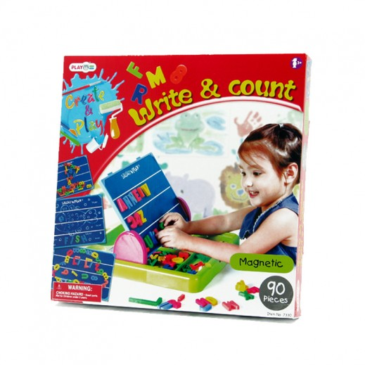 PlayGo Write & Count