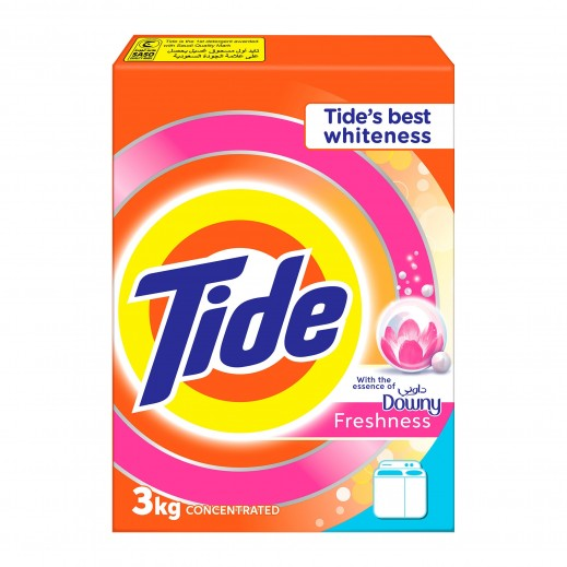 Tide With Downy Essence (TL) - 3 kg