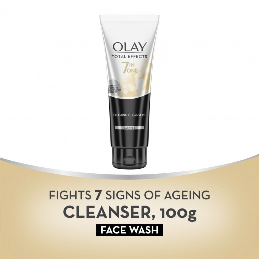 Olay Total Effects Age Defying Face Wash 7 In 1 150 ml