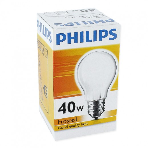 Philips Classictone 40 W E27 Frosted