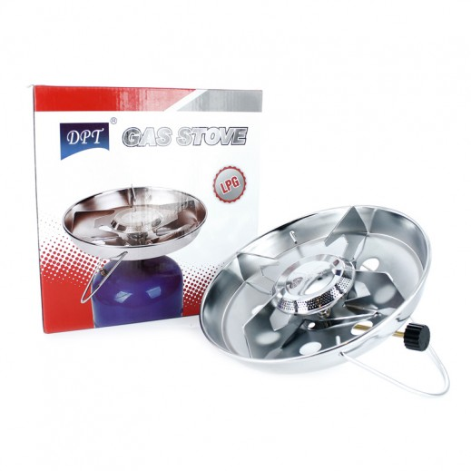 DPT Single Burner Portable Camping Stove