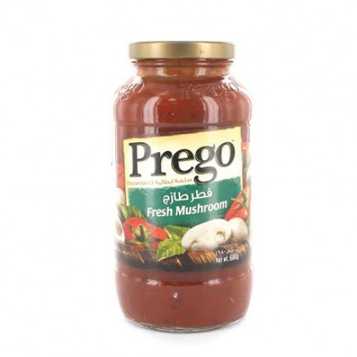 Prego Fresh Mushroom Sauce 680 g