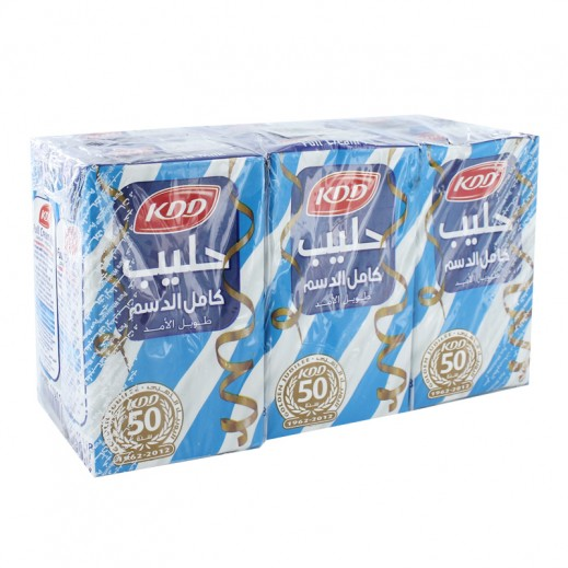 KDD Full Cream Milk 6x250 ml