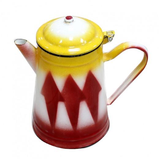 GKC Traditional Metal Milk Boiler 2 ltr (Assorted colors)