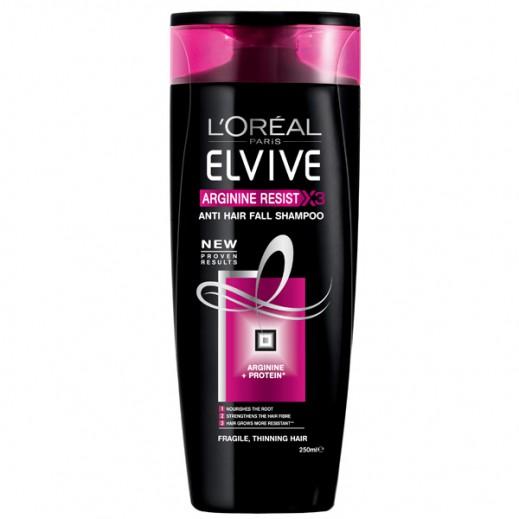 L'Oreal Elvive Arginine Resist X3 Anti Dandruff Shampoo 400 ml