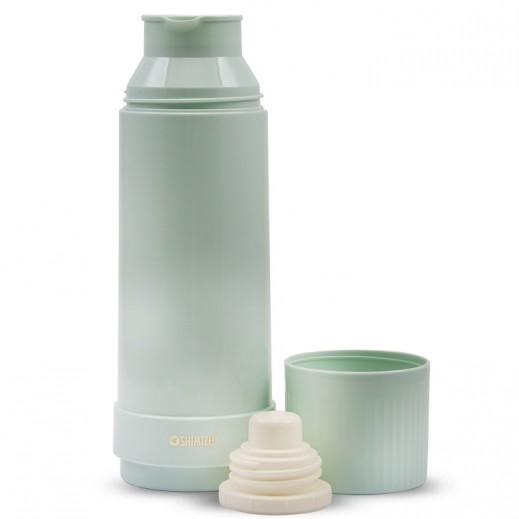 Shimizu Vacuum Flask 750 ml - Light Green