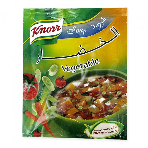 Knorr Vegetables Soup 47 g