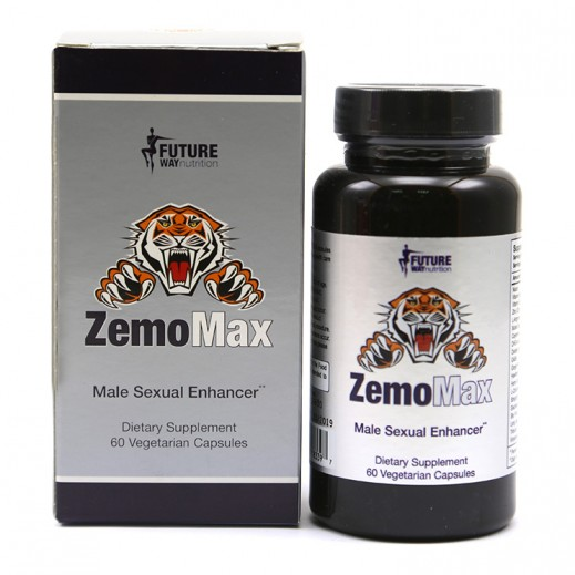 Zemomax Male Sexual Enhancer 60 Capsules