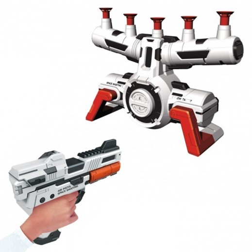 Space War Shooting Ball Game With Music