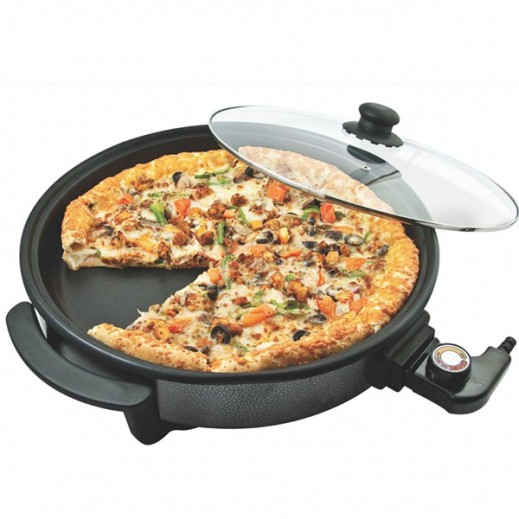 BM Satellite Pizza Maker