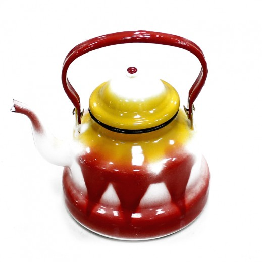 GKC Traditional Metal Tea Kettle 2 ltr (Assorted colors)