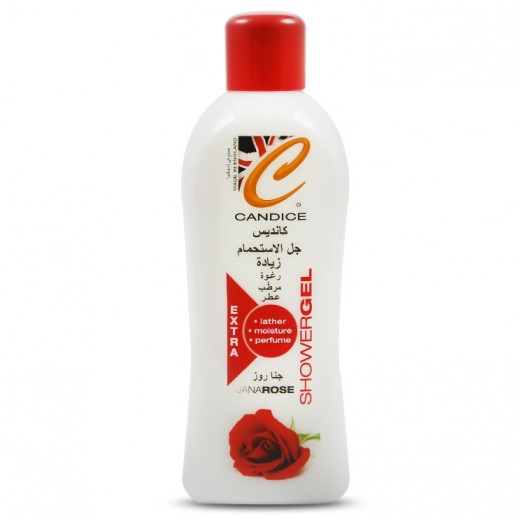 Candice Jana Rose Shower Gel 1 L