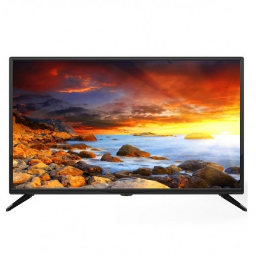"""ORCA 40"""" LED FHD SMART TV - Black - delivered by  AL-YOUSIFI Within 3 days"""