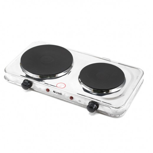 Nushi Double Hot Plate Steel CP-5825