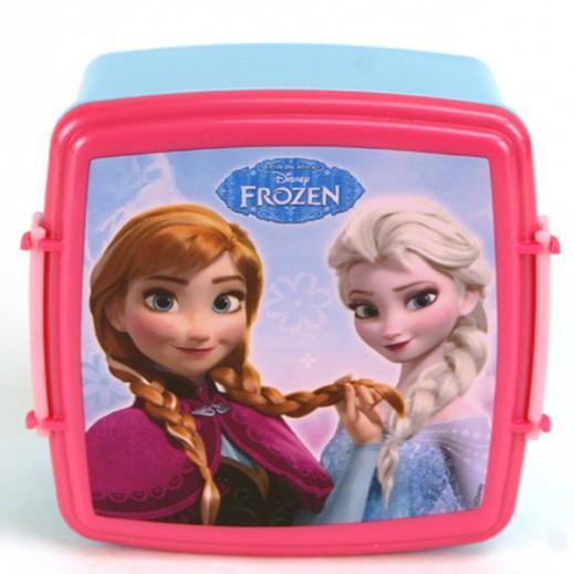 Disney Frozen Double Clip Lunch Box