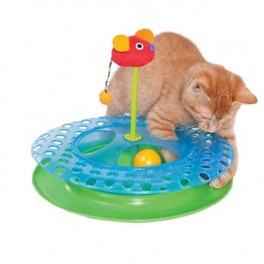 Petstages Cheese Chase (31x31 cm)