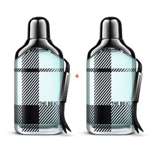 Burberry The Beat For Him EDT 100 ml (1+1 Free)
