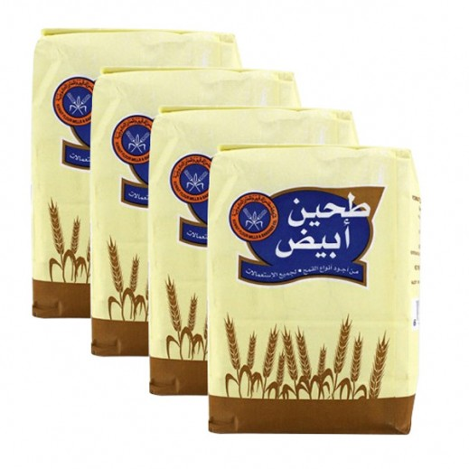KFM White Flour 2 kg (4 Pieces)