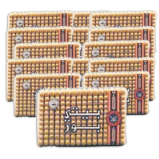 KFM Petit Beurre Biscuits 100 g (24 Pieces)