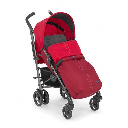 Chicco Lite Way Stroller Basic BB Red