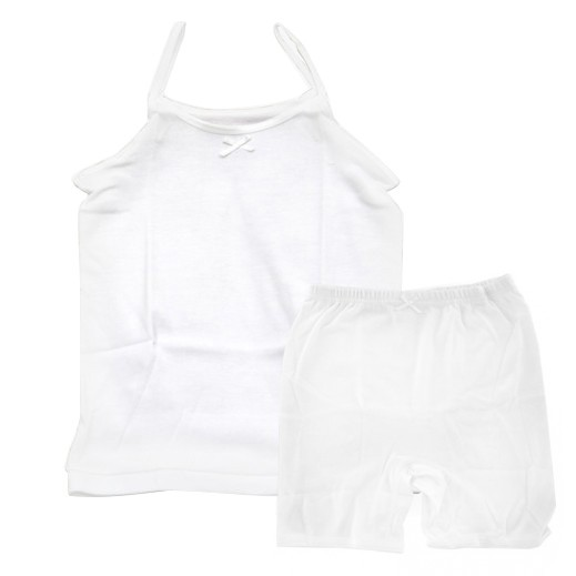 Try Girls Camisole & Half Pants Set (7 - 8 Years) To (15 - 16 Years)