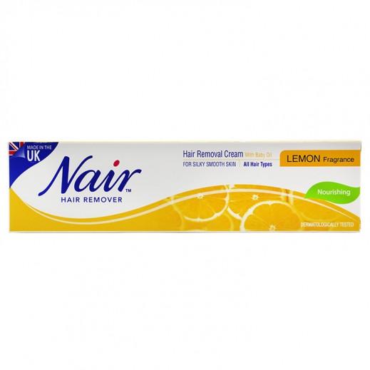 Nair Hair Removal Cream Lemon Fragrance 110 g
